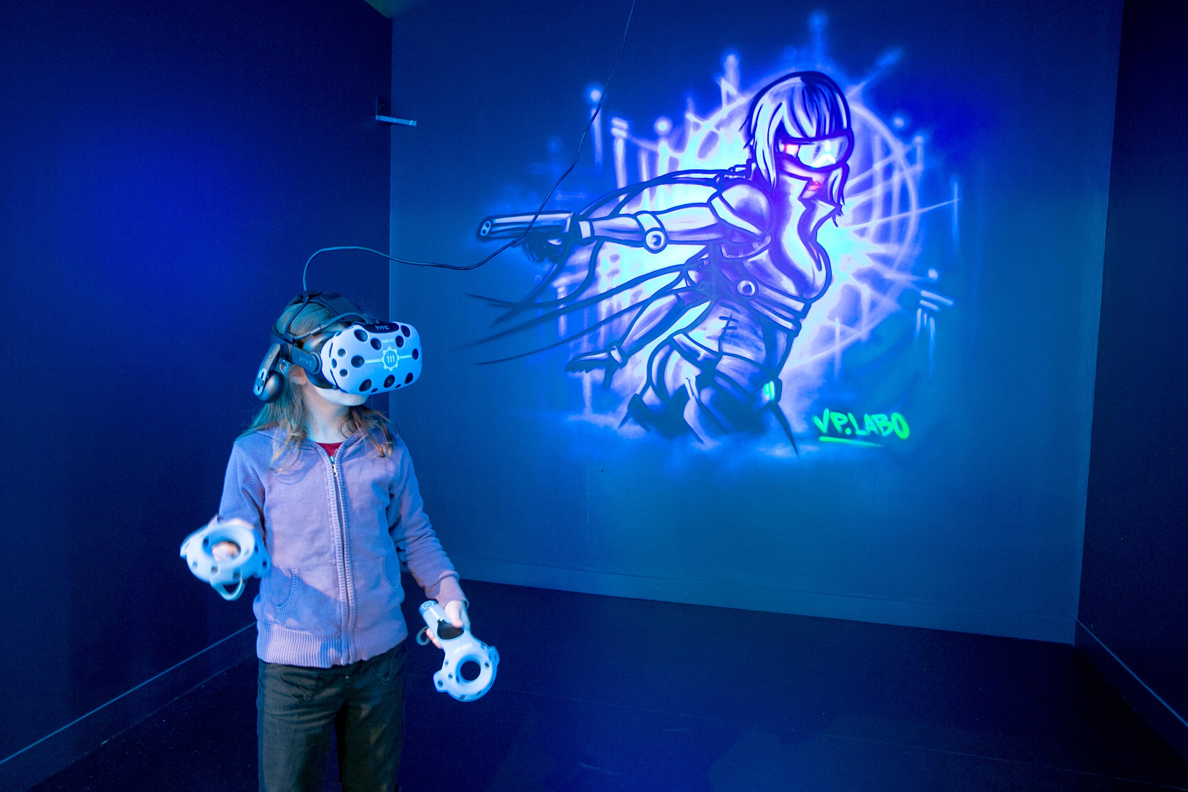 Réalité virtuelle au Bowling de Chartres